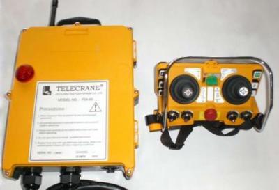 天车遥控器发射接收装置